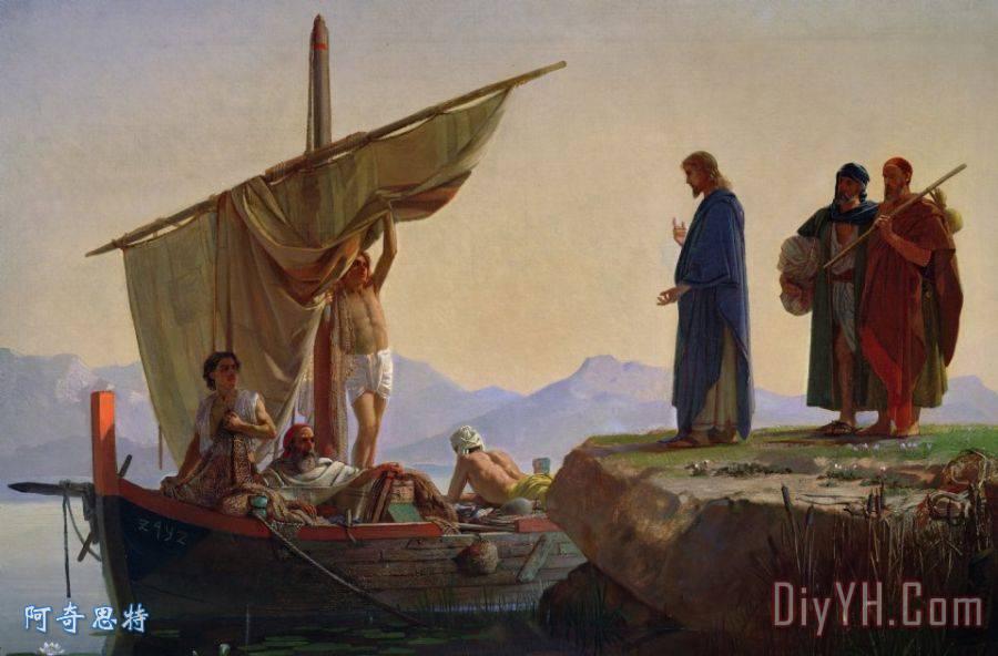 调用基督使徒雅各和约翰