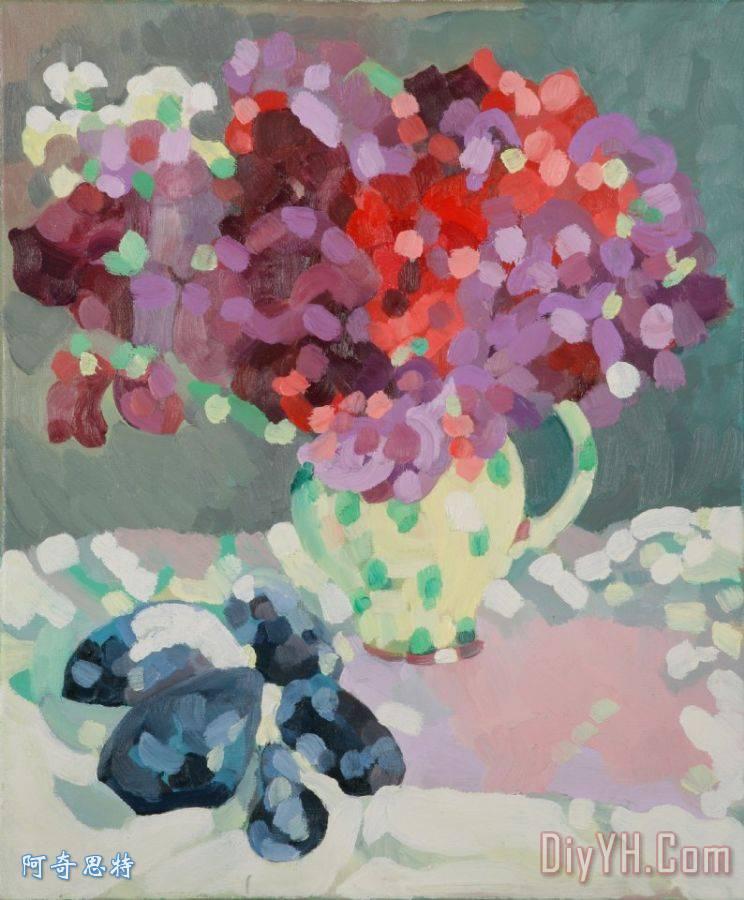 装饰画 花卉 静物 花瓶 静止的 花朵 生命 图片大全 阿奇思特