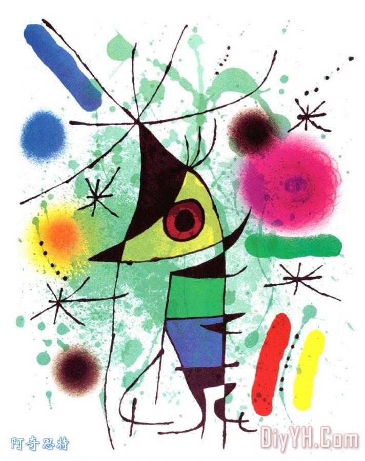 放风筝图片儿童画展示
